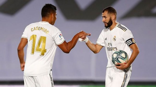 El Real Madrid juega su primera gran final en Granada: si gana, acaricia la Liga