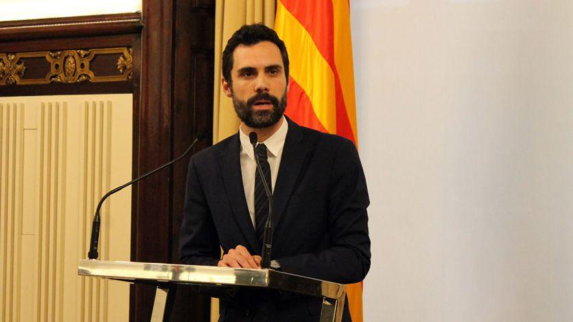 El independentismo rentabiliza la polémica del hackeo al móvil de Torrent: 'El Estado español nos espía'
