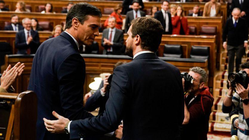 La encuesta de 'ABC' que entierra el sueño de la izquierda: el PP toma la delantera pero España sería ingobernable