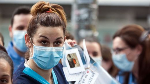Récord de casos de coronavirus diarios de la 'nueva normalidad' con otros 390 positivos