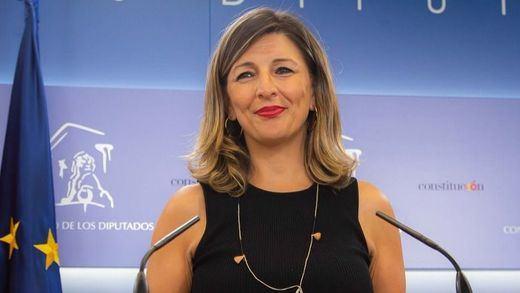 La comentada baja-no baja de Yolanda Díaz de IU: ¿es real?