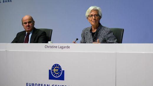 El BCE advierte de que las perspectivas siguen siendo