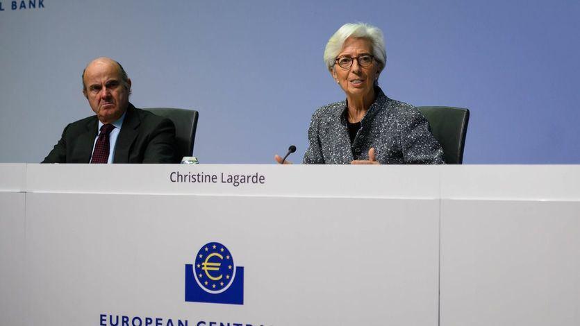 El BCE advierte de que las perspectivas siguen siendo 'muy inciertas', pese a apreciar una 'recuperación significativa'