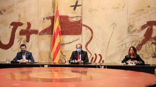 Cataluña extiende la petición de confinamiento a los municipios de Figueres, Vilafant y Sant Feliu de Llobregat