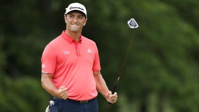 El español Jon Rahm, nuevo número 1 del mundo de golf