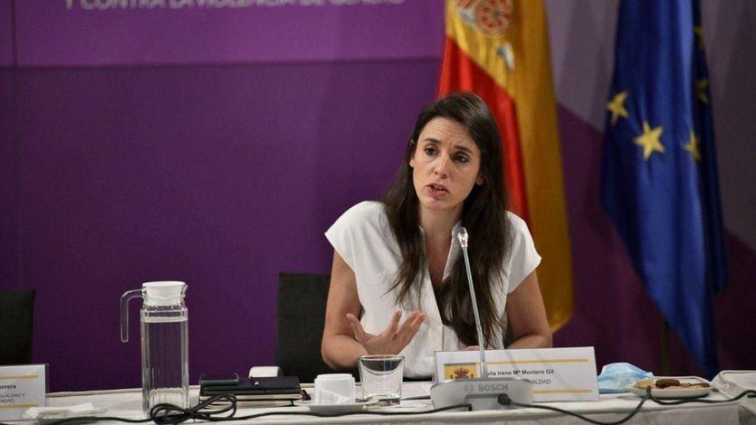Irene Montero: 'Es muy difícil separar la corrupción de la familia Borbón' de la Monarquía