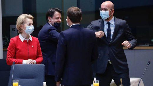 Hay acuerdo: España consigue 140.000 millones de la UE, más de la mitad sin necesidad de devolución