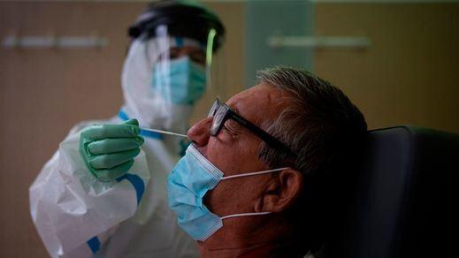 España ya ha realizado más de 4 millones de PCR, casi a un 9% de la población