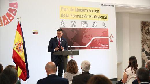 El plan de impulso a la FP con el que el Gobierno esperar acreditar a 3,3 millones de trabajadores sin título