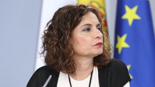 Montero vuelve a corregir a Unidas Podemos y ve posible contar con Ciudadanos en los Presupuestos
