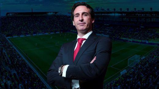 El Villarreal apuesta por Emery para lanzar al equipo a metas europeas
