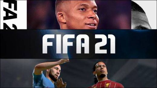 El 'FIFA 21' ya tiene tráiler oficial: Mbappé es la estrella