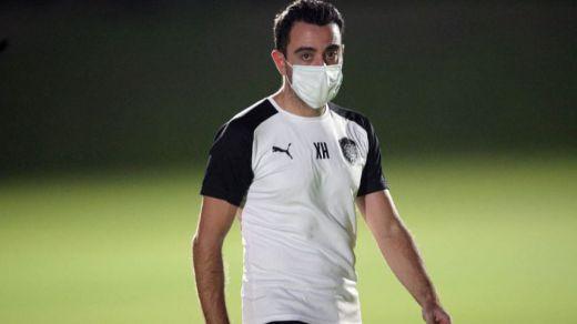Xavi Hernández, positivo por coronavirus