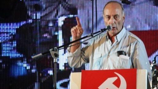 Fallece Paco Frutos, ex líder del PCE y candidato a la presidencia con Izquierda Unida