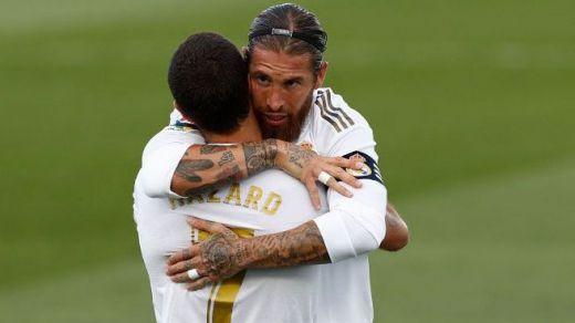 El Gobierno británico permite al Real Madrid jugar en Mánchester