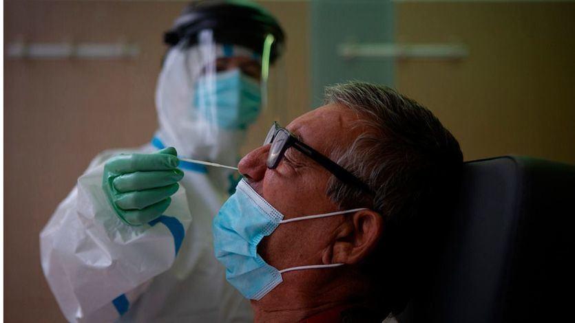 España realiza ya 92,29 pruebas PCR por cada 1.000 habitantes