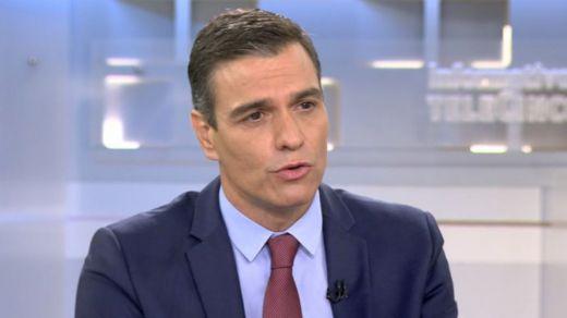 Sánchez deja claro que el PSOE no hará nada que perjudique la imagen de la Casa Real