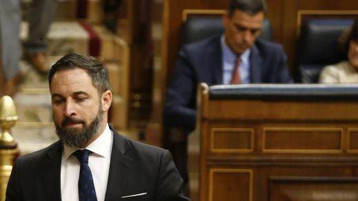 Vox anuncia una moción de censura contra Sánchez y el PP ya responde: