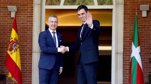 Urkullu le da calabazas a Sánchez y no acudirá este viernes a la Conferencia de Presidentes