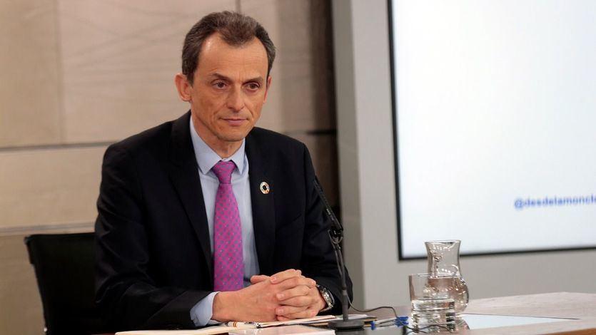 El ministro de Ciencia, Pedro Duque, oficializa su candidatura a dirigir la Agencia Espacial Europea