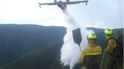 Diez incendios preocupan este fin de semana