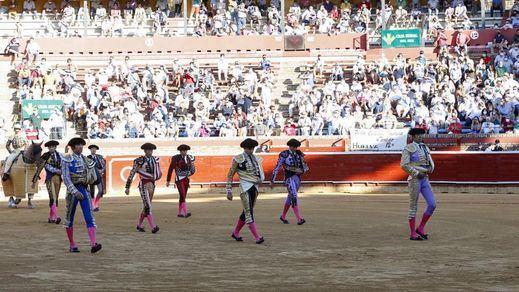 Foto del Twitter de Plaza de Toros de Huelva (@toroslamerced)