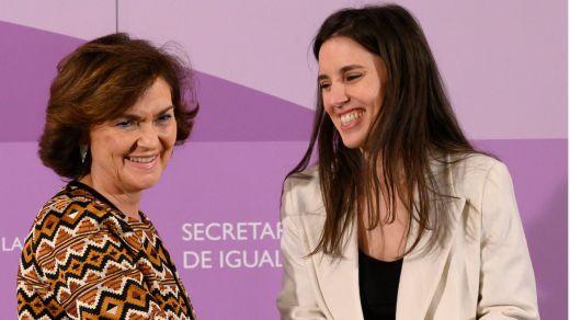 Calvo y Bal zanjan la polémica por la reunión PSOE-Ciudadanos sin estar presente Unidas Podemos