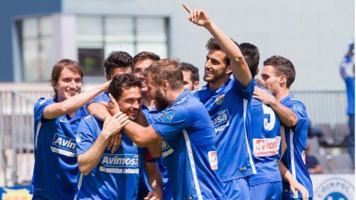 Competición obliga a que el Deportivo-Fuenlabrada se juegue este miércoles