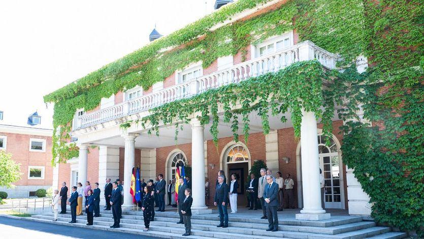 Reacciones políticas a la salida del Rey Juan Carlos de La Zarzuela