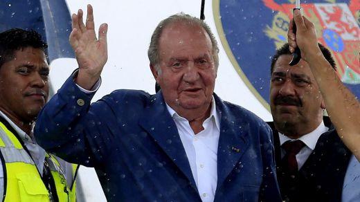 Juan Carlos de Borbón, en República Dominicana