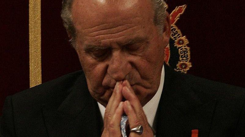 Don Juan Carlos: 'Esto es un paréntesis, no unas vacaciones... abrazos a todos'