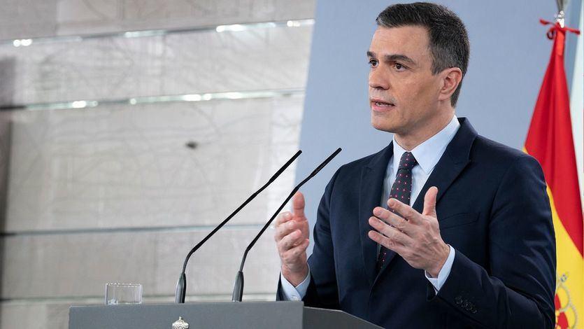 Sánchez sobre la salida del rey emérito de España: 'La decisión de la Casa Real es, a mi juicio, la adecuada'