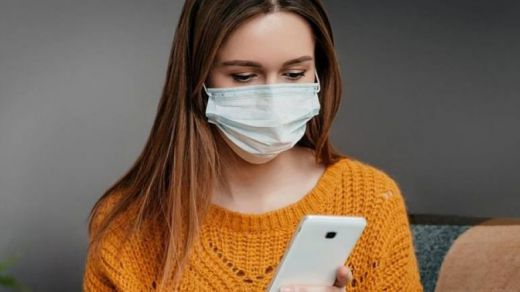 Especialistas sanitarios recomiendan descansar de la mascarilla cada hora
