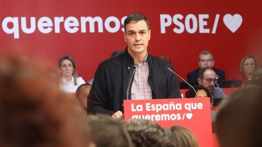 Sánchez, a la militancia del PSOE sobre el Rey emérito:
