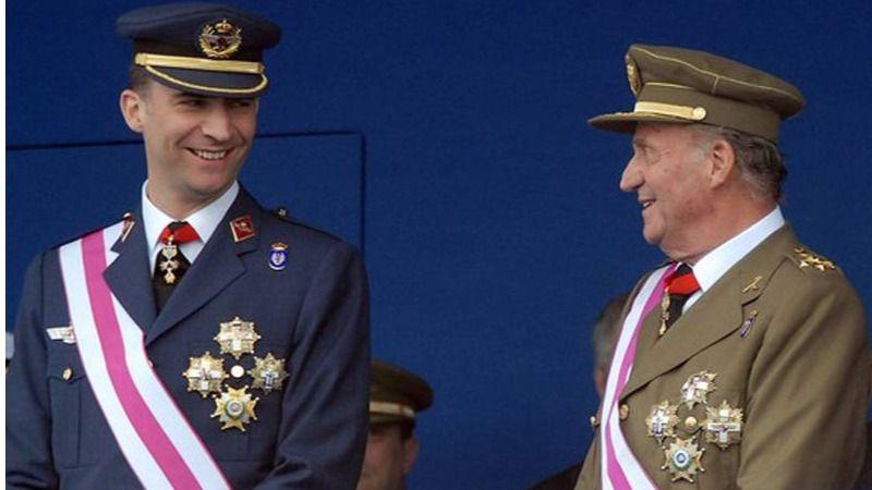 Zarzuela deja en manos del propio rey Juan Carlos que se desvele o no su paradero