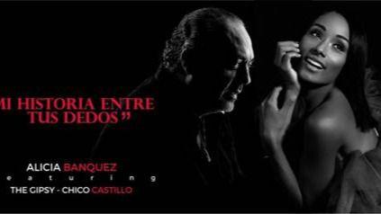 Alicia Banquez y Chico Castillo, a la conquista musical de España con 'Mi historia entre tus dedos' (videoclip en exclusiva)