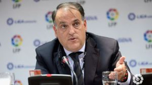 El Deportivo y el Numancia piden la inhabilitación de Tebas por el caos de la Segunda División