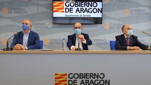 Aragón impone un sistema para controlar que los aislados por covid-19 cumplan el confinamiento