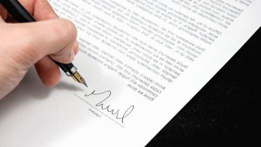 Me han falsificado la firma... ¿qué hago?