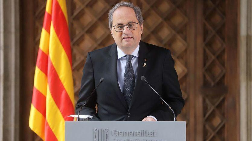 El independentismo, pendiente de la convocatoria de elecciones en Cataluña para cuadrar un calendario favorable
