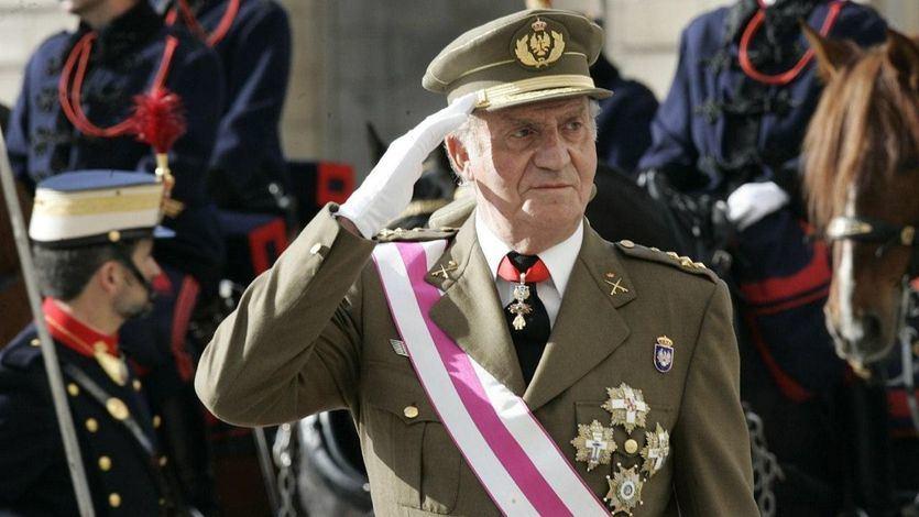 El Gobierno confirma que la seguridad del rey Juan Carlos seguirá siendo costeada por el Estado