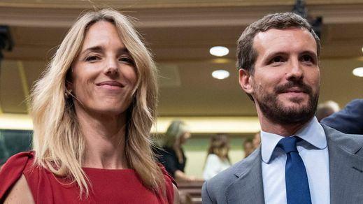 OIeada de apoyos a Cayetana Álvarez de Toledo ante los rumores de su caída como portavoz del PP