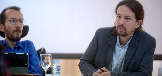 Echenique sostiene que la investigación sobre Podemos es mera 'difamación mediática'