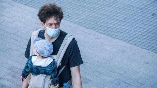 Sanidad notifica 1.418 nuevos casos diarios de coronavirus, pero agrega otros 3.632 casos a la serie histórica
