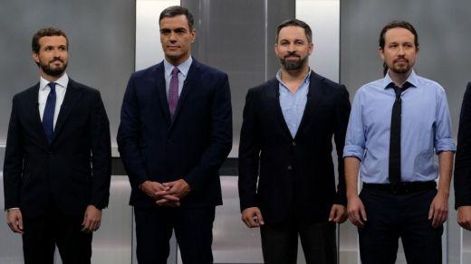 La última encuesta electoral trae malas noticias para Vox y Podemos y aúpa al viejo bipartidismo
