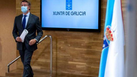 Galicia prohibirá fumar en la calle y terrazas cuando no sea posible guardar la distancia de seguridad