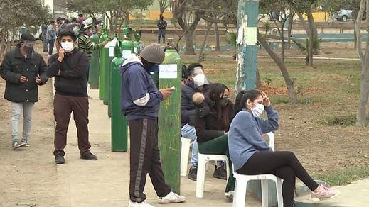 El coronavirus arrasa en América Latina: Perú vuelve al toque de queda tras dispararse los contagios