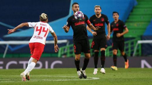 El Atleti volvió a ser el Pupas y cae inesperadamente en Europa ante el Leipzig (2-1)