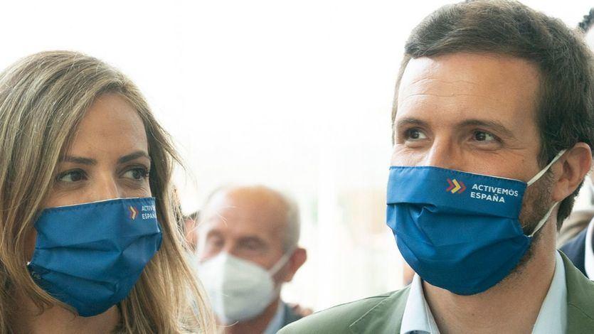 Casado exige a Sánchez que acabe sus vacaciones y trabaje ante la 'segunda oleada'