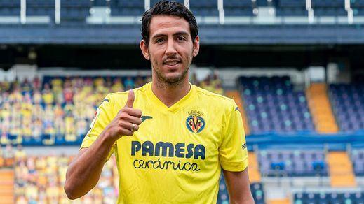 Parejo, presentado como una estrella en Villarreal
